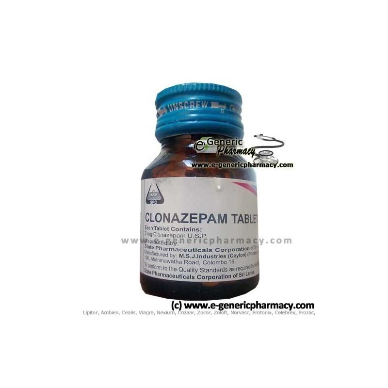2 mg de clonazepam es mucho