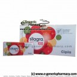SILAGRA Sildenafil (Viagra) 20ct 100mg/50mg