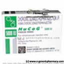 HCG Injection HUCOG Pack of 5 Vials