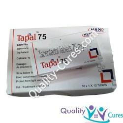 Tapentadol TAPAL (Nucynta) US$ 1.40 ea