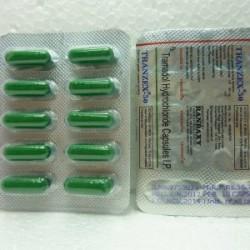 Tramadol TRANZEX (Ultram) US$ 0.80 ea