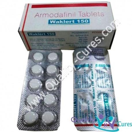 Armodafinil WAKLERT (Nuvigil) US$ 1.50 ea