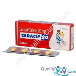 Tadalafil TADACIP (Cialis) US$ 1.25 ea