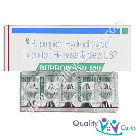 Bupropion BUPRON (Wellbutrin) US$ 0.50 ea