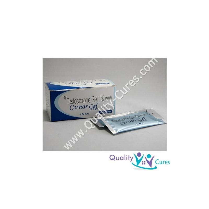 Testosterone Gel CERNOS (AndroGel) US$ 4.00 ea - QualityCures