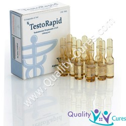 Testosterone Propoinate Injection TESTORAPID-100 US$ 5.50 ea