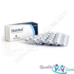 Fluoxymesterone HALOBOL (Androxy) US$ 1.70 ea