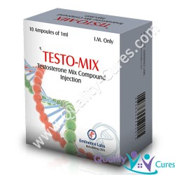 Testosterone Combnation Injection TESTOMIX-250 US$ 4.50 ea