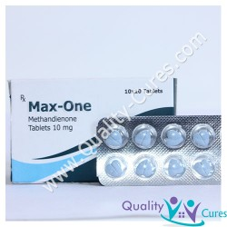 Methandienone MAX-ONE (Danabol) US$ 0.60 ea