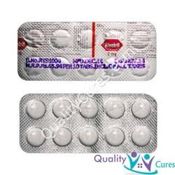 Clonazepam RIVOTRIL (Klonopin) US$ 1.75 ea